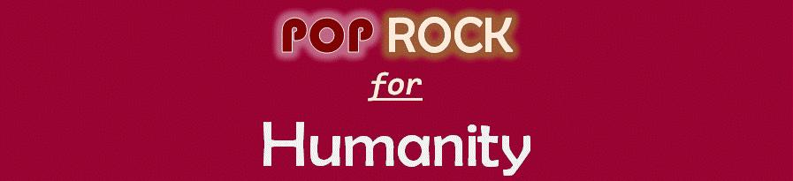 Pop Rock For Humanity
